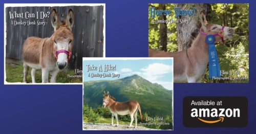 Tack ID: 556598 Donkey Stories Guaranteed to Make You Laugh! - PhotoID: 144783 -  15-May-2020 Days Left: 40