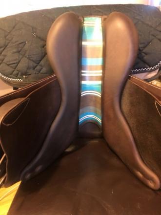 Tack ID: 563614 17.5 Voltaire Palm Beach Full buffalo leather - PhotoID: 147066 - Expires 16-Sep-2021 Days Left: 124